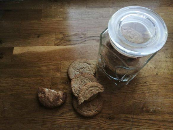 Idealne na Święta – kruche ciasteczka (tylko) z 3 składników